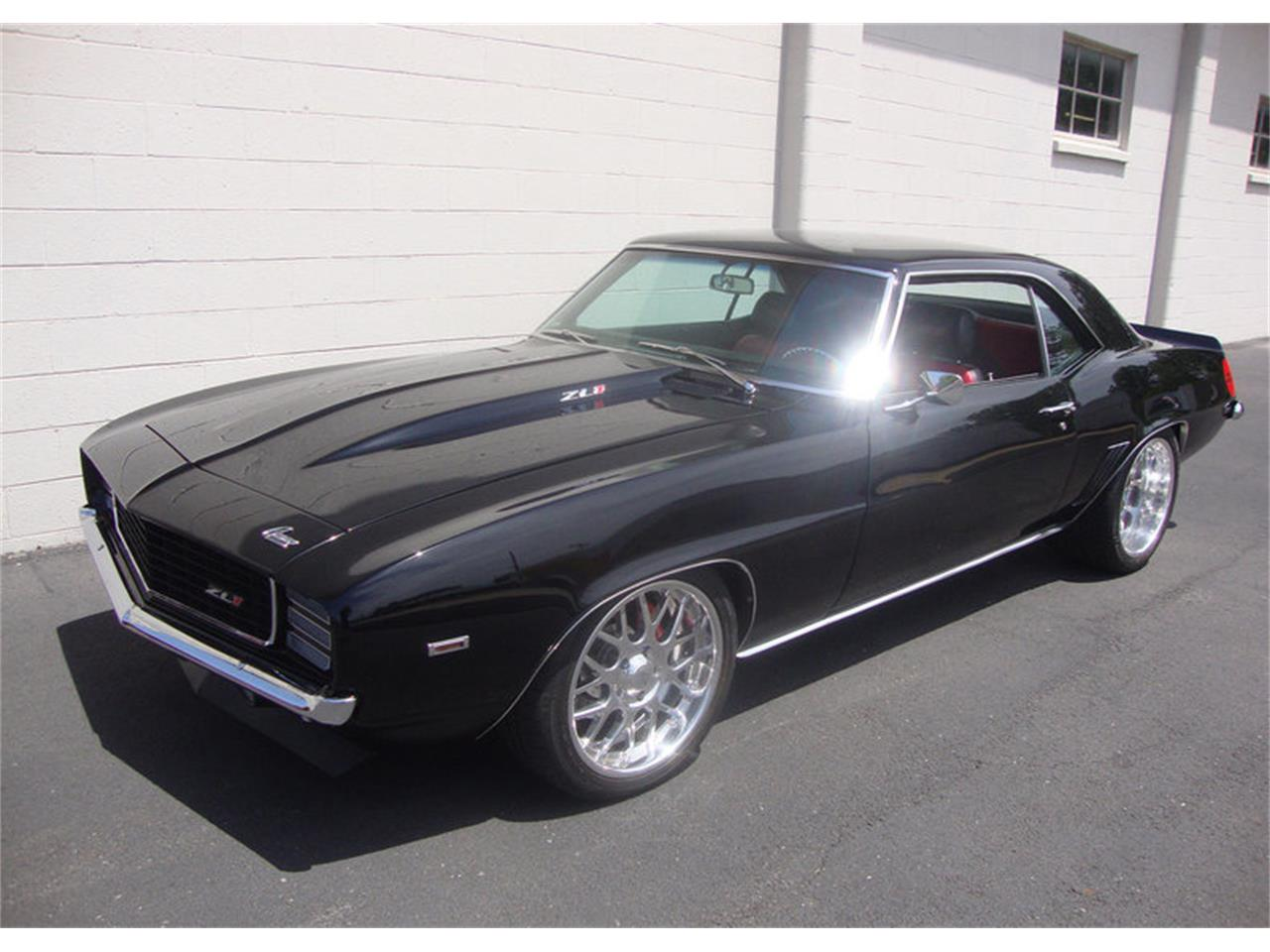 Large Picture of '69 Camaro - ON0X