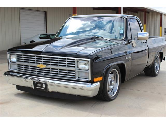 Picture of '83 Chevrolet Scottsdale located in Fort Worth Texas Offered by  - ON29