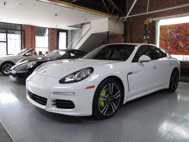 Picture of '16 Panamera - ON2I