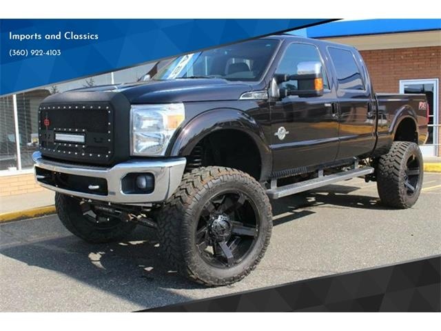 Picture of '14 F350 - ON2P
