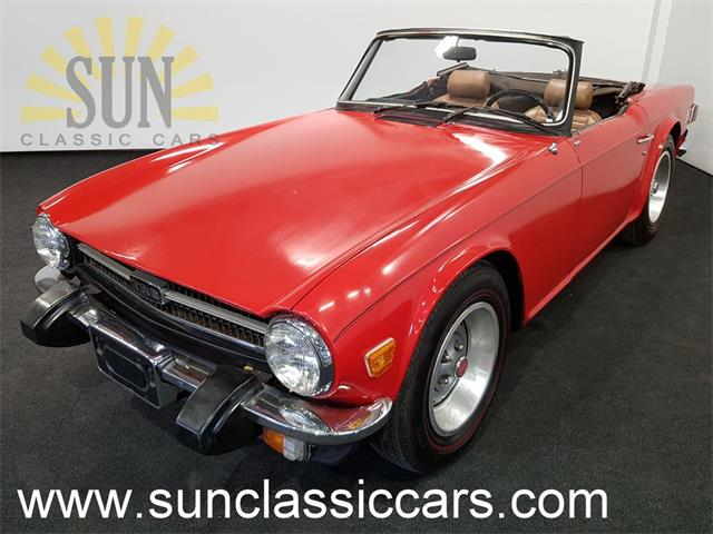 Picture of '75 TR6 - ON31