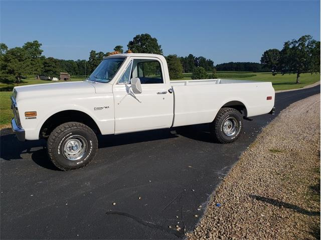 Picture of Classic 1971 Chevrolet C/K 10 located in North Carolina Auction Vehicle Offered by  - OGDM