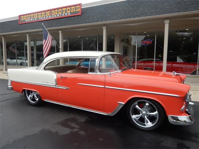 Picture of 1955 Chevrolet Bel Air - ON4G