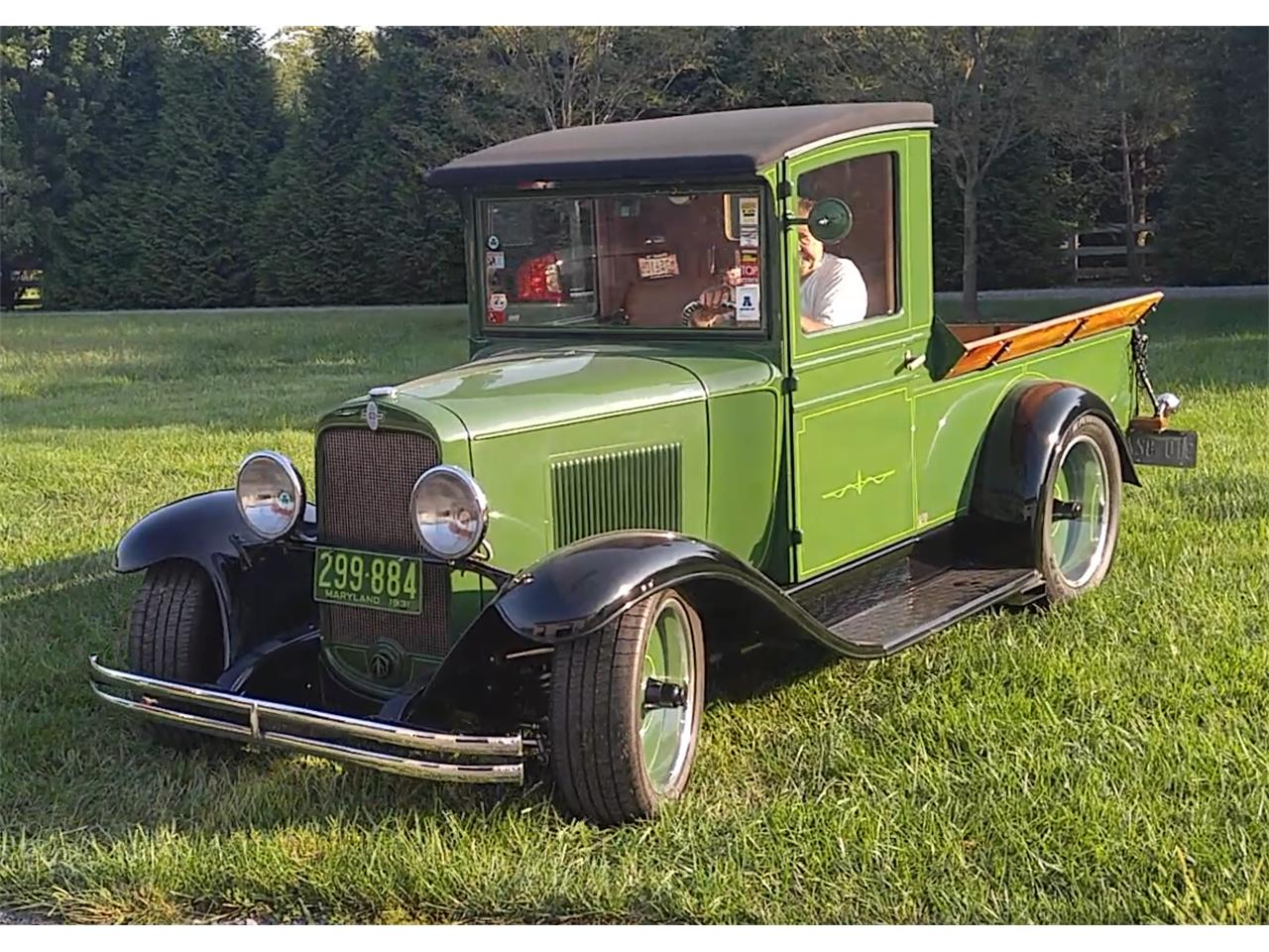 Large Picture of '31 Pickup - ON5F