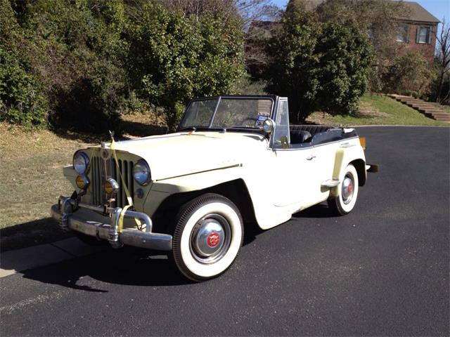 Picture of '49 Jeepster - OGDR