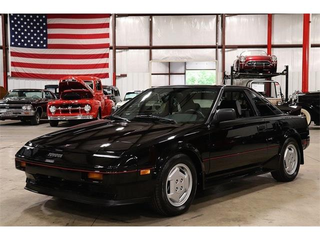 Picture of '86 MR2 - ON62