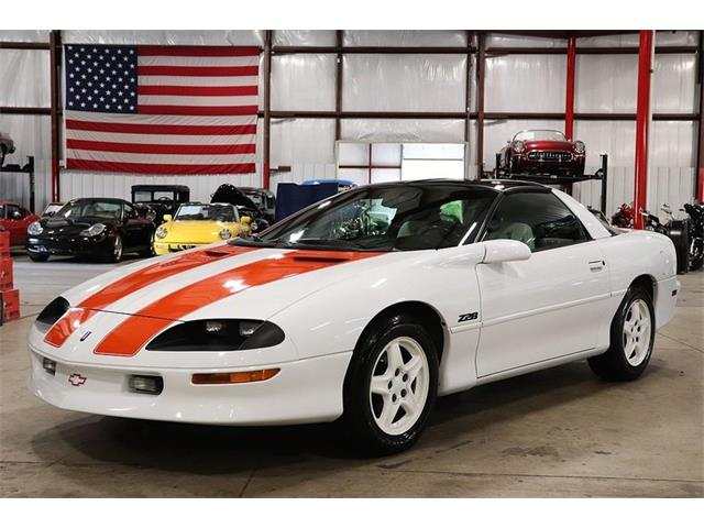 Picture of '97 Camaro Z28 - ON64
