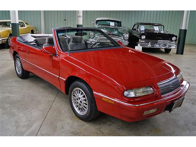"IMCDb.org: 1987 Chrysler LeBaron Convertible in ""Matilda ...  |1996 Lebaron Convertible"