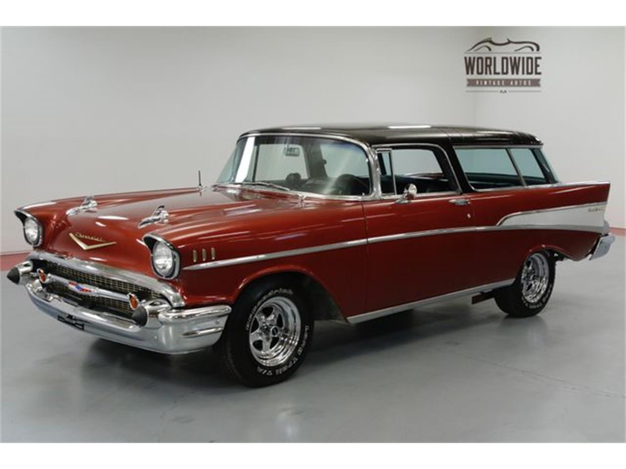 1957 Chevrolet Nomad For Sale Cc 1149793 Chevy Wagon Large Picture Of 57 On6p