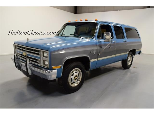 Picture of '86 Suburban - $9,950.00 - ON7S