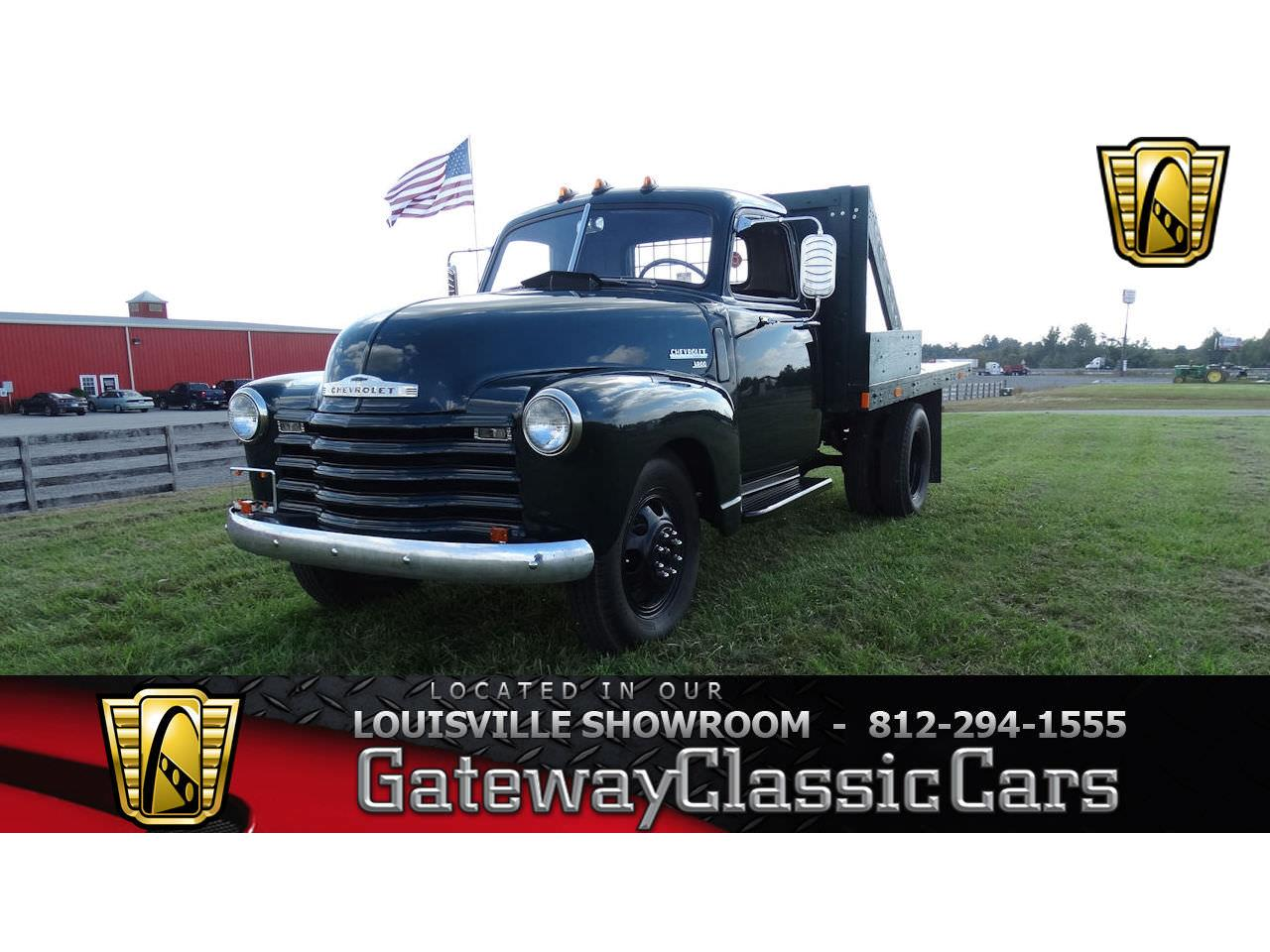1949 Chevrolet 3800 For Sale Cc 1149840 Chevy Truck Paint Colors Large Picture Of 49 On80