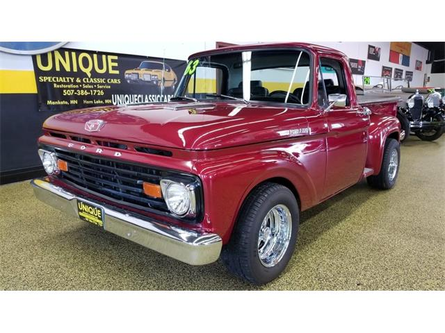 Picture of '63 F100 - ON84