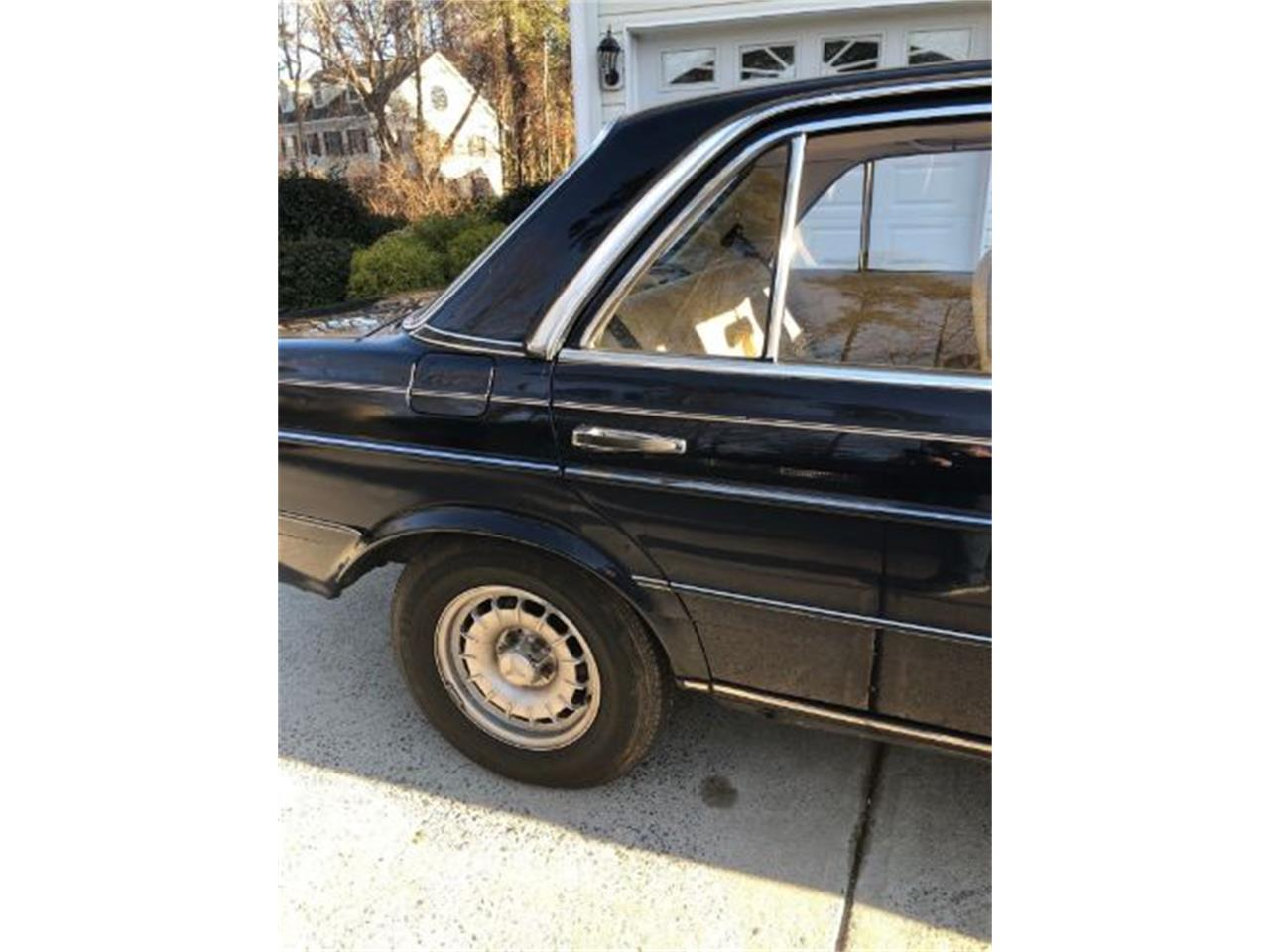 Large Picture of '80 300D located in Cadillac Michigan - $7,395.00 Offered by Classic Car Deals - ON89