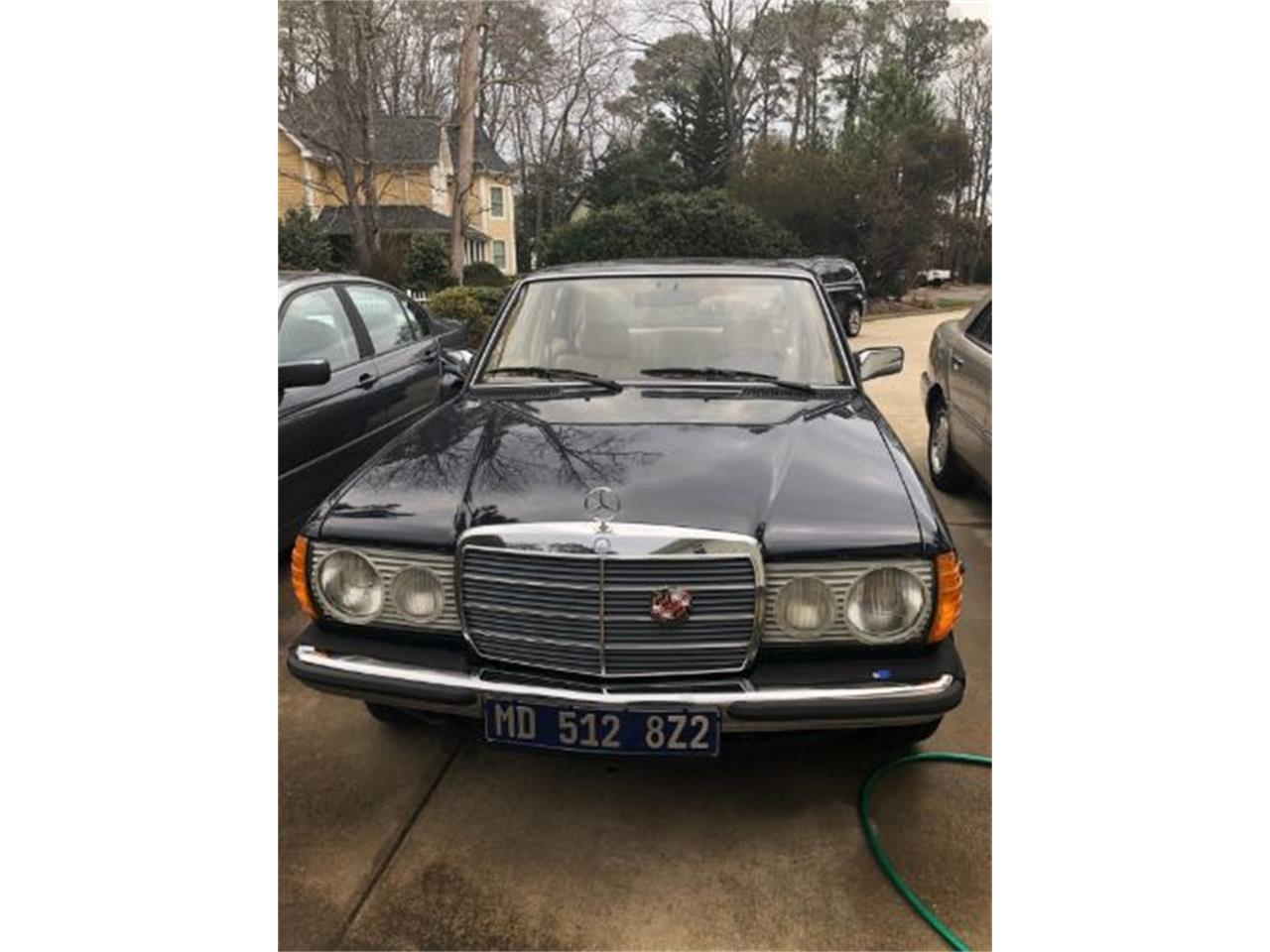 Large Picture of 1980 300D located in Cadillac Michigan Offered by Classic Car Deals - ON89