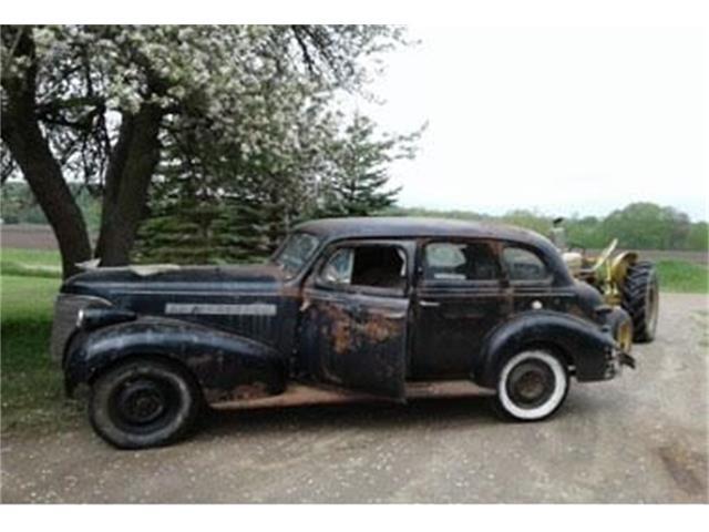 Picture of '39 4-Dr Sedan - ON8V