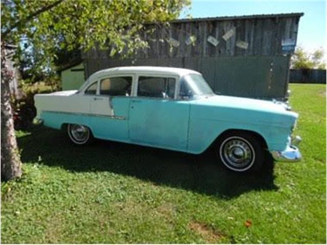 Picture of '55 4-Dr Sedan - ON8X
