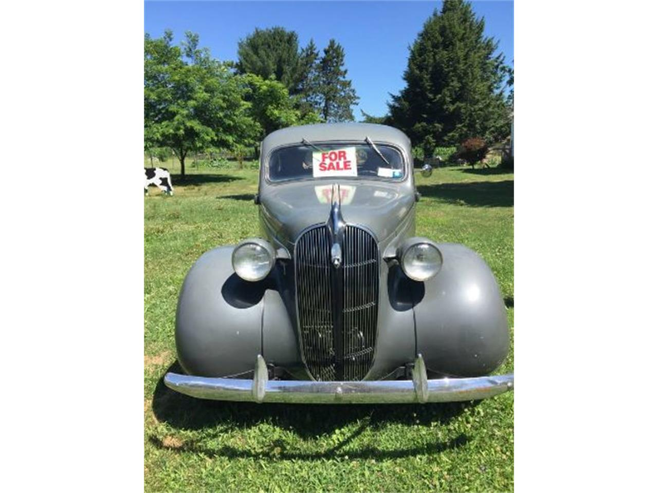 Large Picture of '37 4-Dr Sedan located in Michigan - ON91