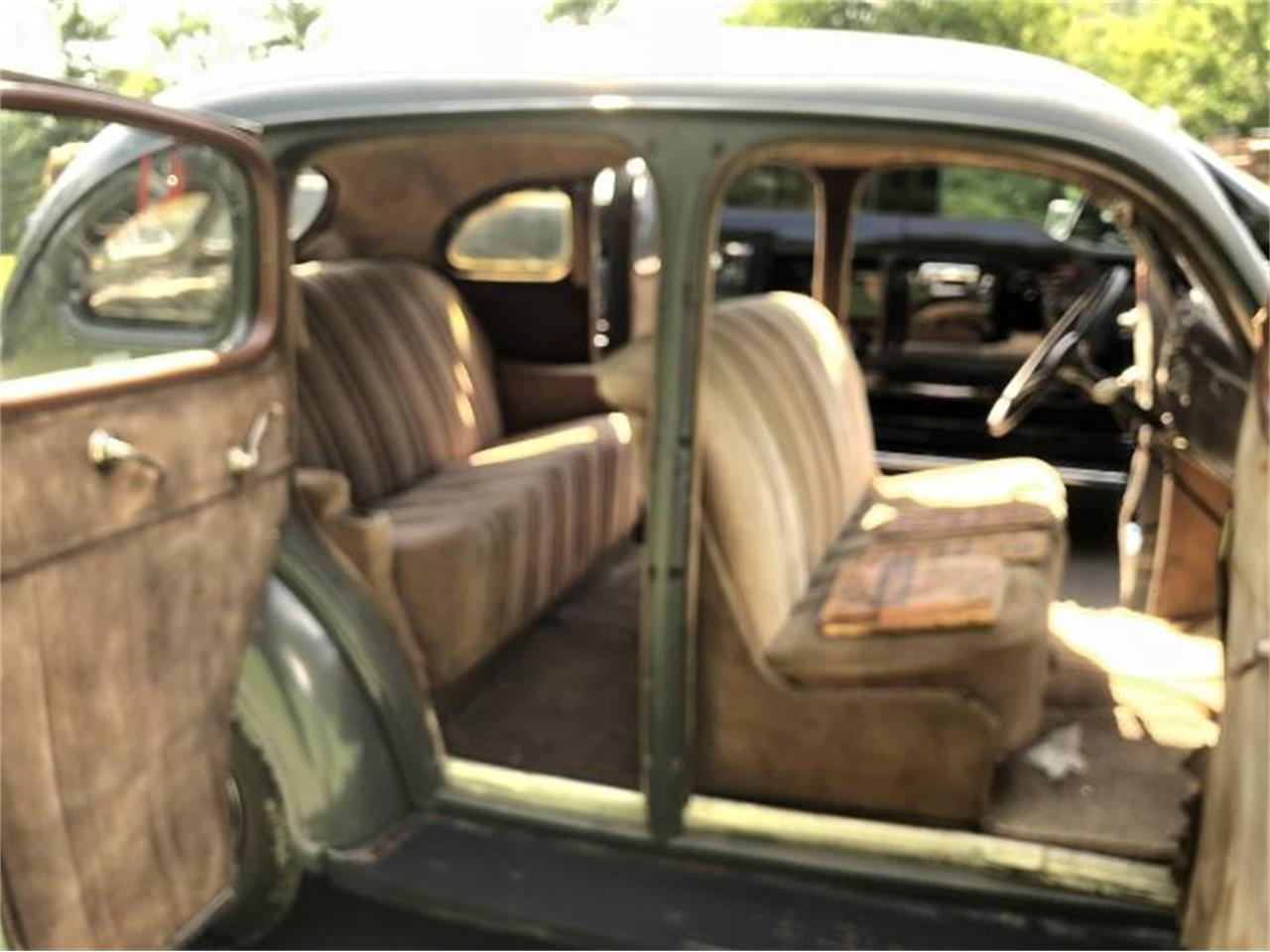 Large Picture of '37 Plymouth 4-Dr Sedan - ON91