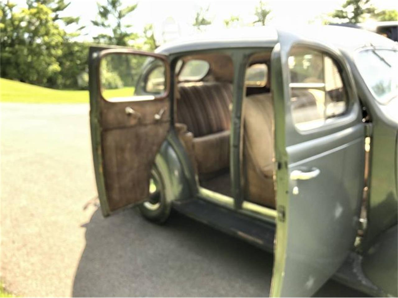 Large Picture of Classic 1937 Plymouth 4-Dr Sedan located in Michigan Offered by Classic Car Deals - ON91