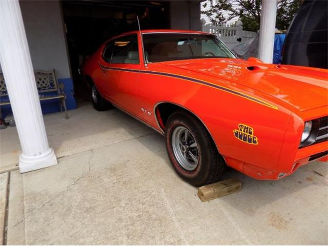 Picture of 1969 Pontiac GTO Offered by  - ON96