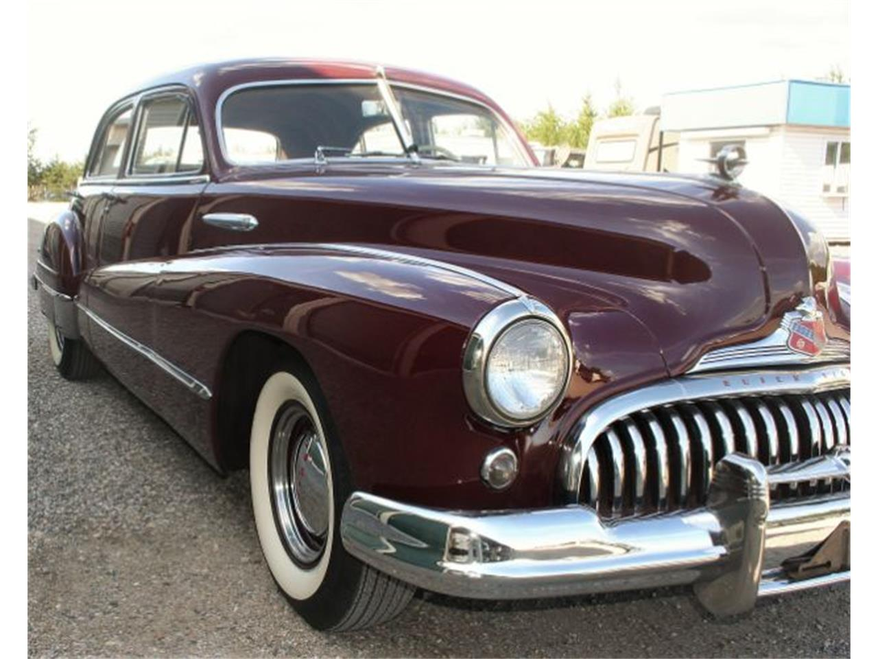 1947 Buick Roadmaster For Sale Cc 1149906 Roadmasters Auto Wire Harness Large Picture Of 47 On9u