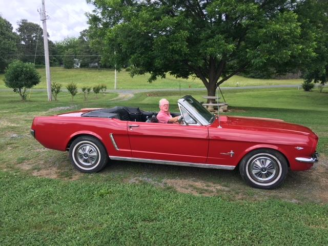 Picture of '66 Ford Mustang Convertible located in  Offered by  - OGE8