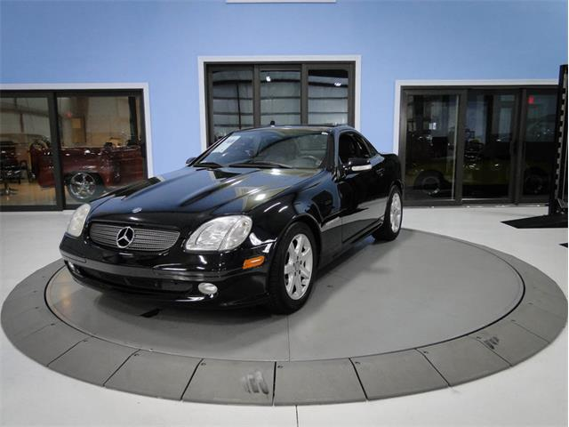 Picture of '02 SLK-Class - ONAC