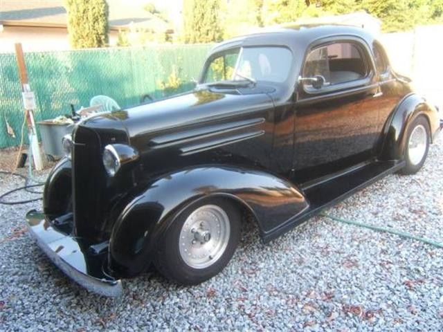 1936 Chevrolet Business Coupe
