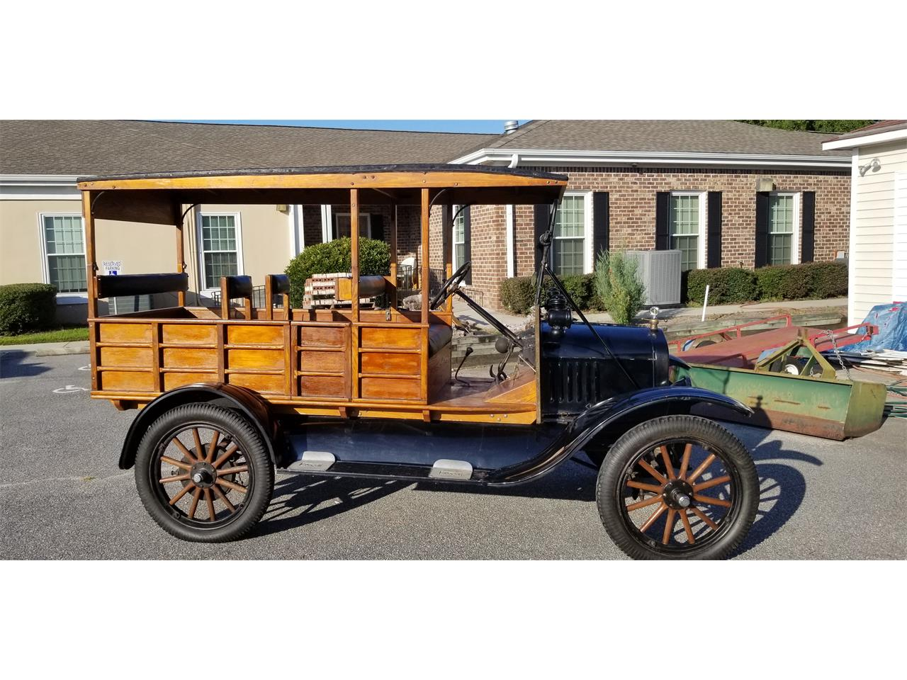 1918 Ford Model T Depot Hack for Sale | ClassicCars com | CC