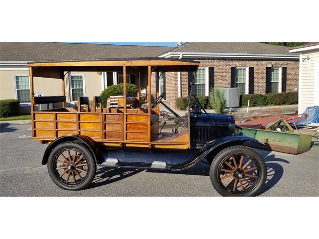 1918 Ford Model T Depot Hack
