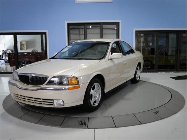 Picture of '00 Lincoln LS located in Palmetto Florida - $7,497.00 - ONAI