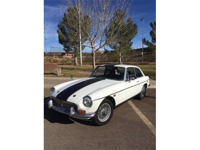 Picture of '69 MGB - ONAU