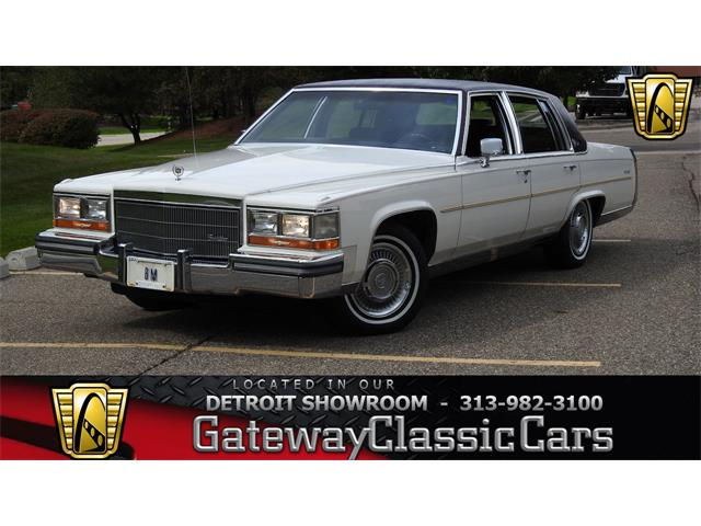 Picture of 1986 Cadillac Fleetwood located in Dearborn Michigan - $14,995.00 - ONB9