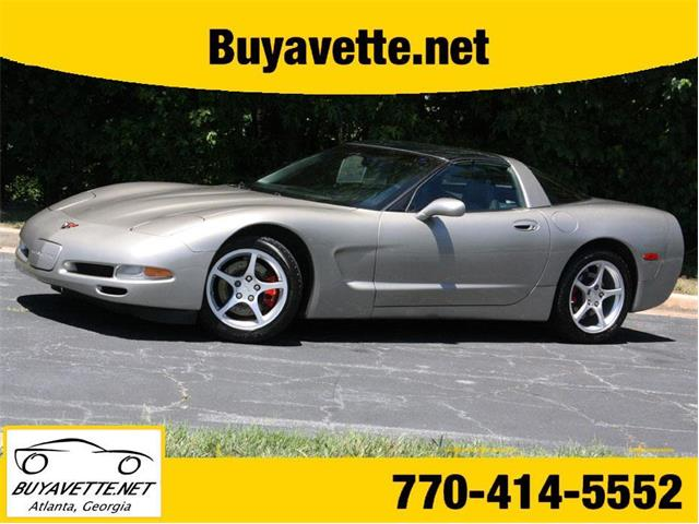 Picture of '00 Corvette - ONBB