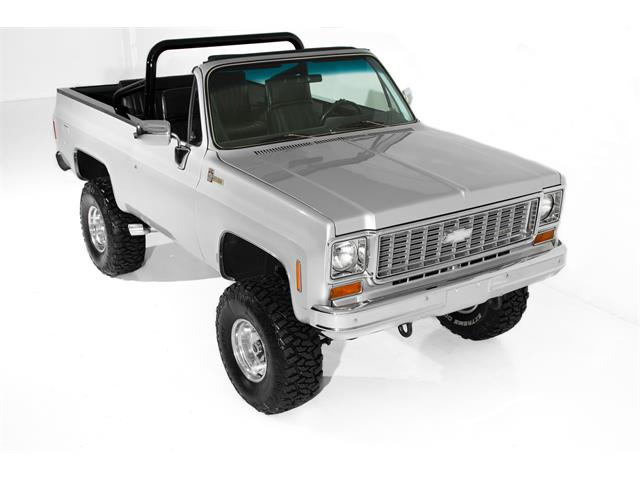Picture of '74 Blazer - ONBE