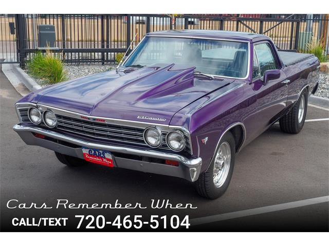 Picture of '67 El Camino - ONC1