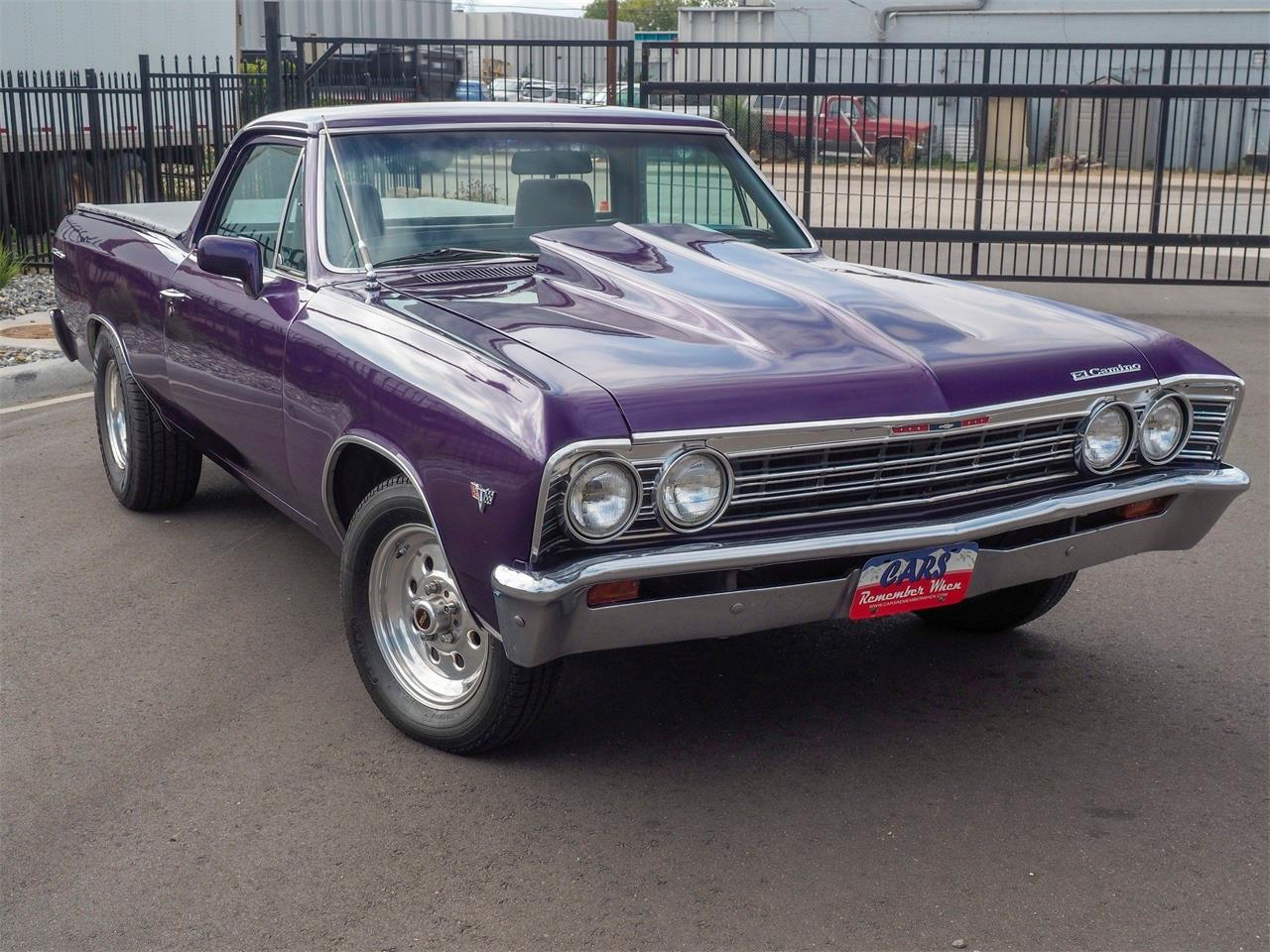 1967 Chevrolet El Camino For Sale Cc 1149985 1954 Large Picture Of 67 Onc1