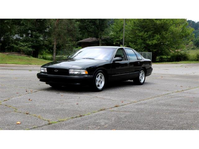 Picture of '96 Impala SS - OGEF