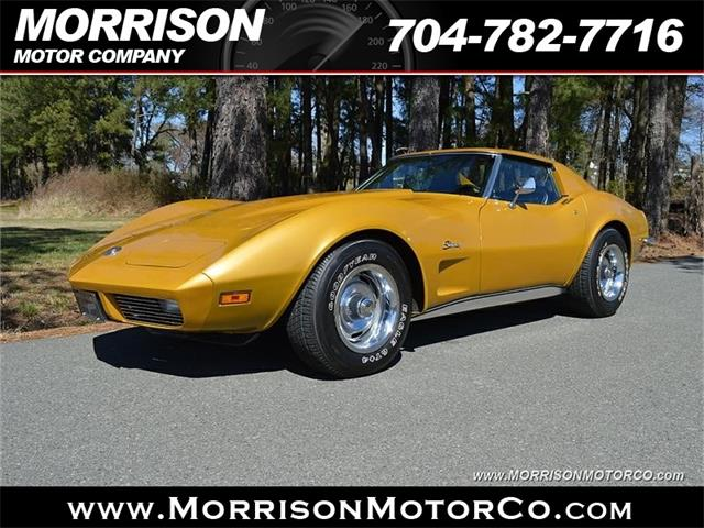Picture of '73 Corvette - ONCB