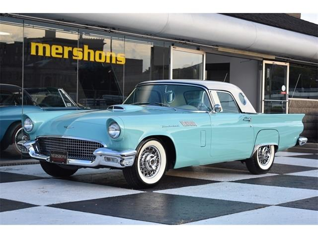 Picture of 1957 Thunderbird located in Springfield Ohio Offered by  - ONCG