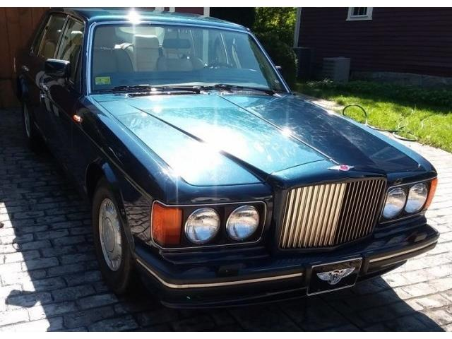 Picture of '91 Bentley Turbo R located in Hanover Massachusetts Offered by  - OO4B