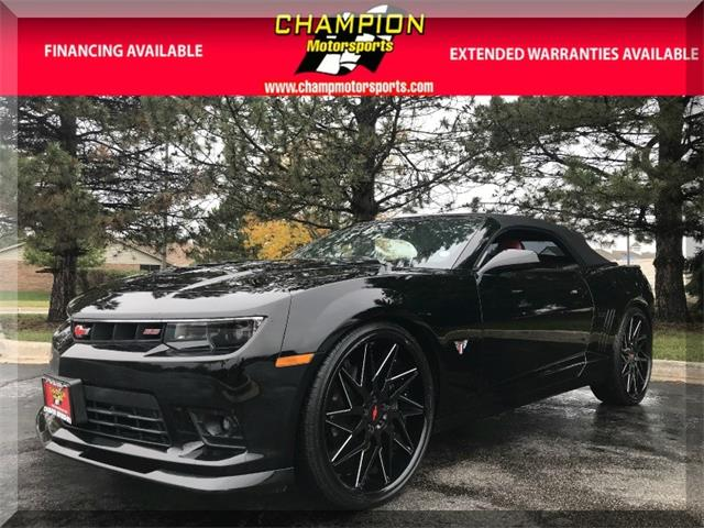 Picture of '15 Camaro - OO4E