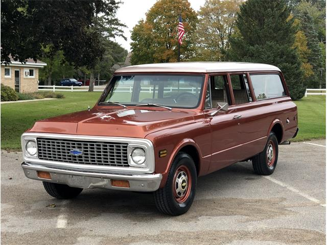 Picture of Classic 1972 Suburban - $17,950.00 - ONFC