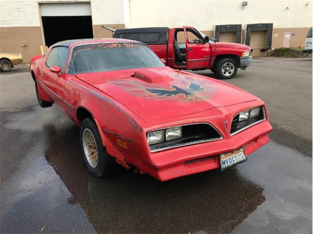 Picture of '78 Pontiac Firebird Trans Am located in Cadillac Michigan - $16,395.00 Offered by  - OO5M