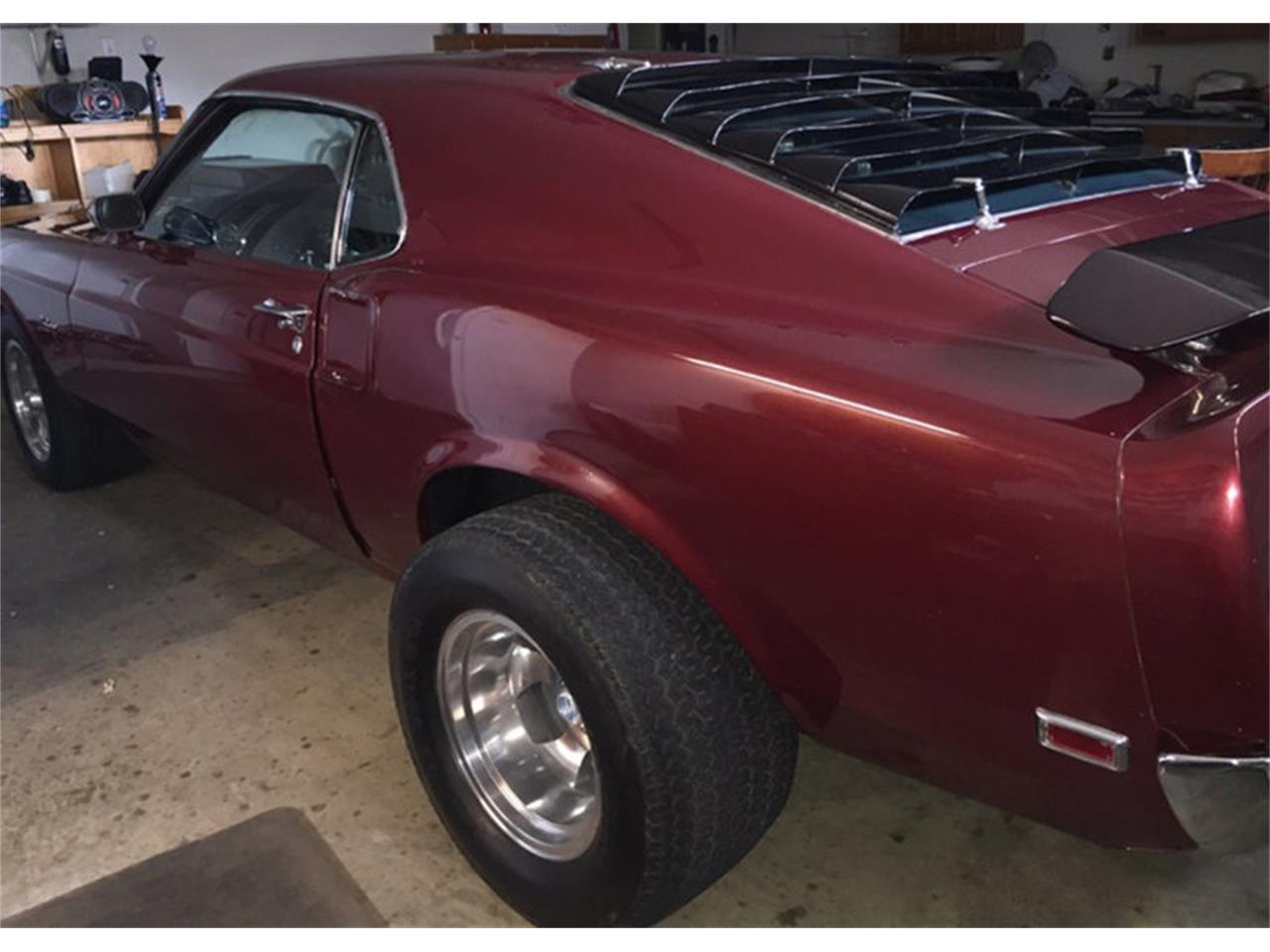 Large Picture of Classic '69 Ford Mustang located in Dallas Texas Auction Vehicle - OO5N