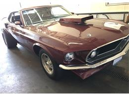 Picture of Classic '69 Ford Mustang Auction Vehicle - OO5N