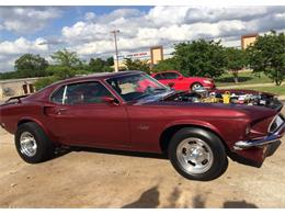 Picture of Classic 1969 Ford Mustang located in Dallas Texas Auction Vehicle - OO5N