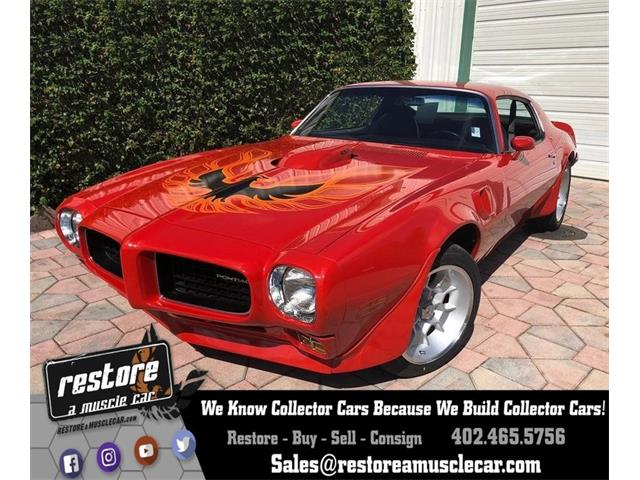 Picture of '73 Firebird Trans Am - OO5T