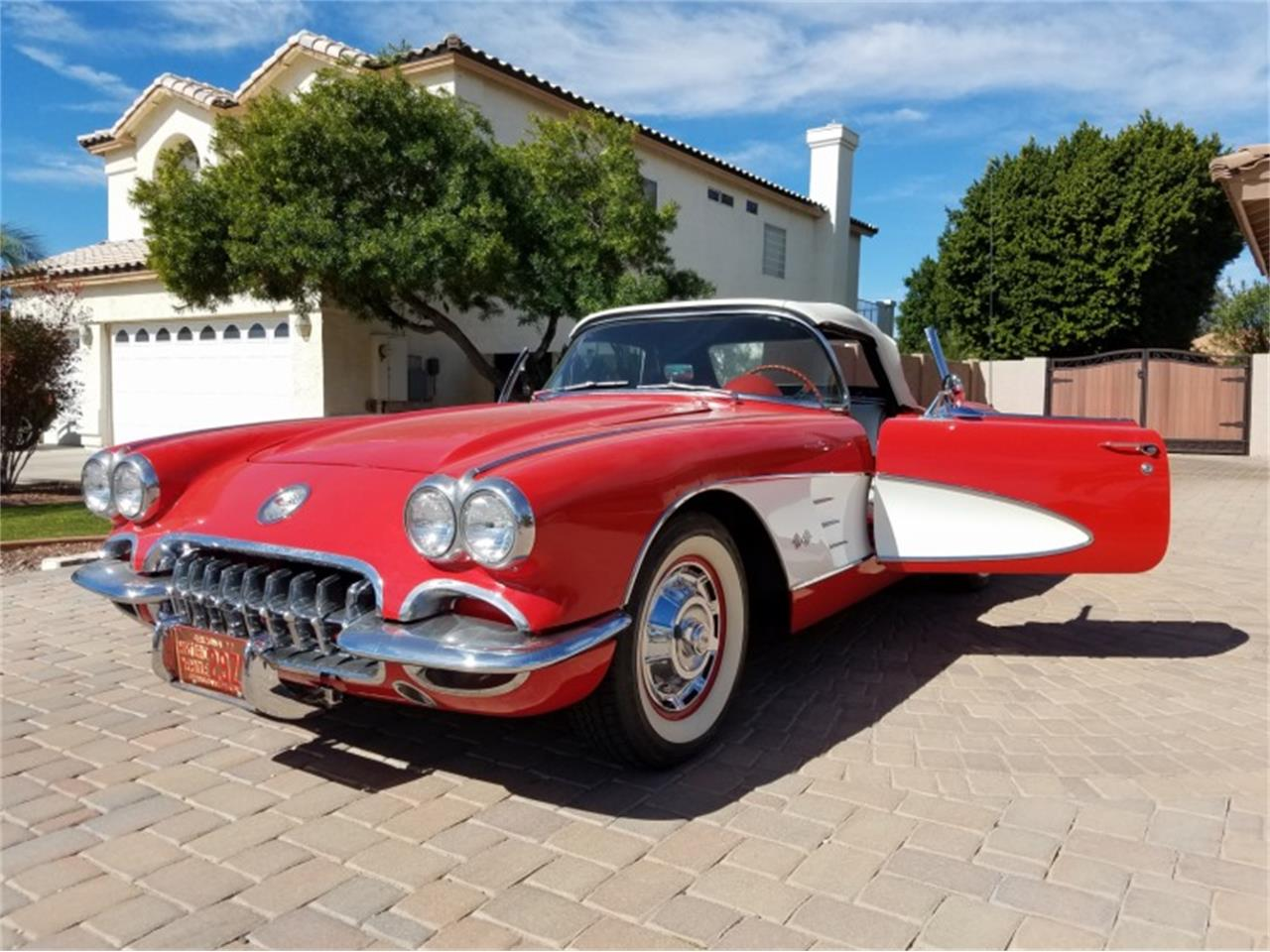 Large Picture of '60 Corvette - ONFK