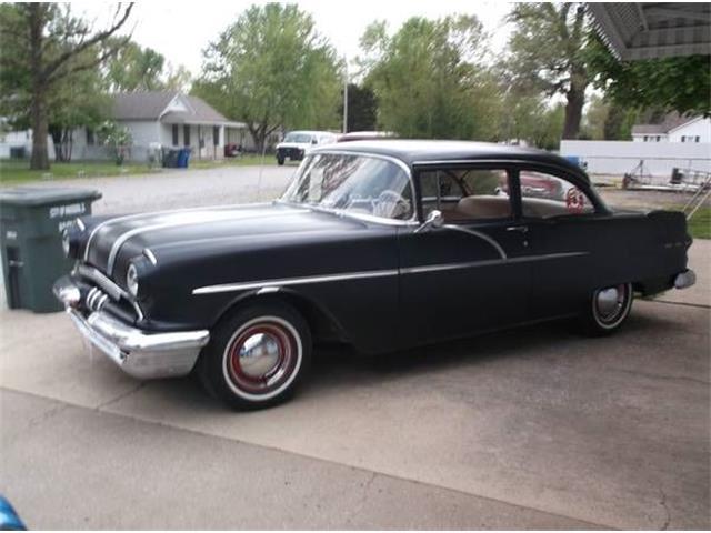 Picture of Classic '56 Pontiac Sedan located in Cadillac Michigan - OO7Q